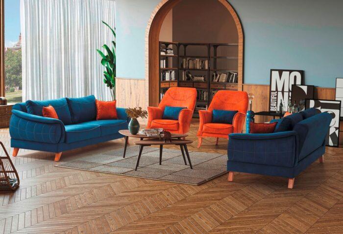 Καναπές Κρεβάτι 3θεσιος Ante