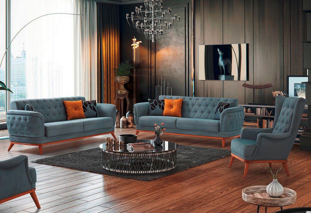 Καναπές Κρεβάτι 3θεσιος Dante 1