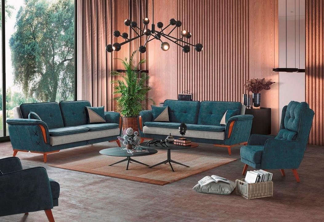 Καναπές Κρεβάτι 3θεσιος Gala 1