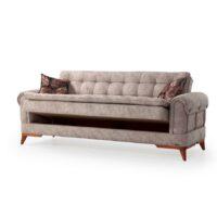 Καναπές Κρεβάτι 3θεσιος Leon