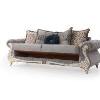 Καναπές  Κρεβάτι3θεσιος Natural