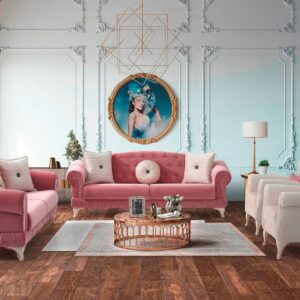 Καναπές Κρεβάτι 3θεσιος Perla