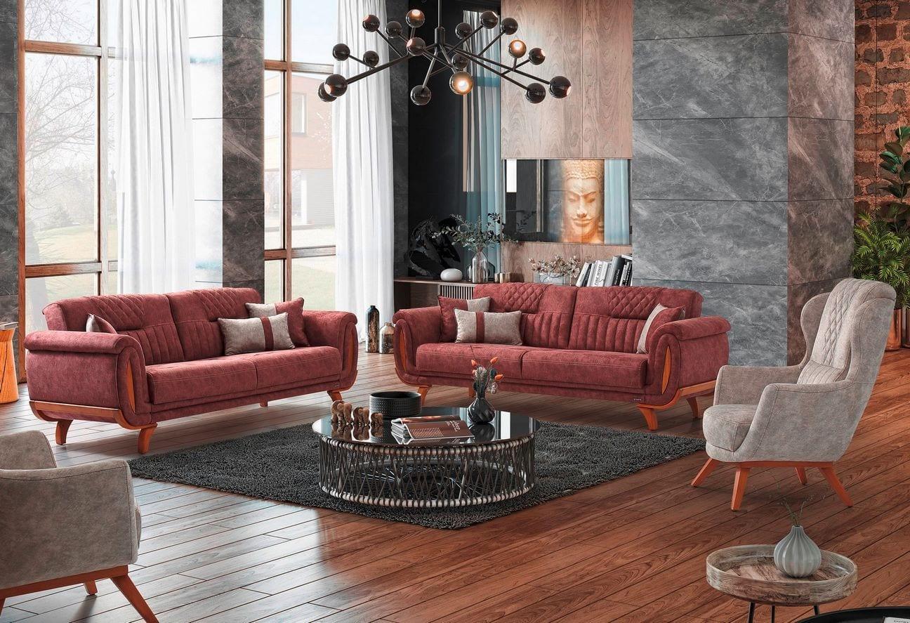 Καναπές Κρεβάτι 3θεσιος Valeria 1