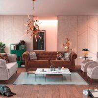 Καναπές Κρεβάτι 3θεσιος Verona